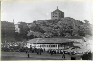 Skanstorget 1915