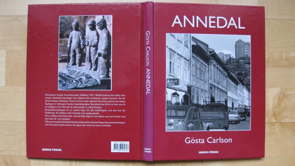 """Boken om  """"gamla"""" Annedal"""