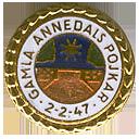 Gamla Annedalspojkars emblem