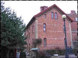 Huset sett från öster