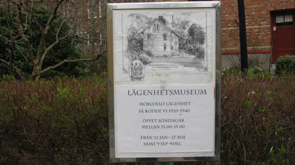 Lägenhetsmuseum