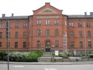 Barnbördhuset (KK II) Idag Göteborgs Universitet 23/6-2015