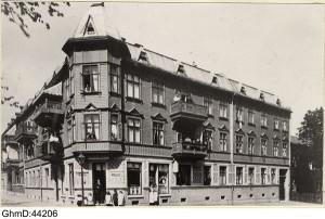 Hörnet Seminariegatan/Carl Grimbergsgatan